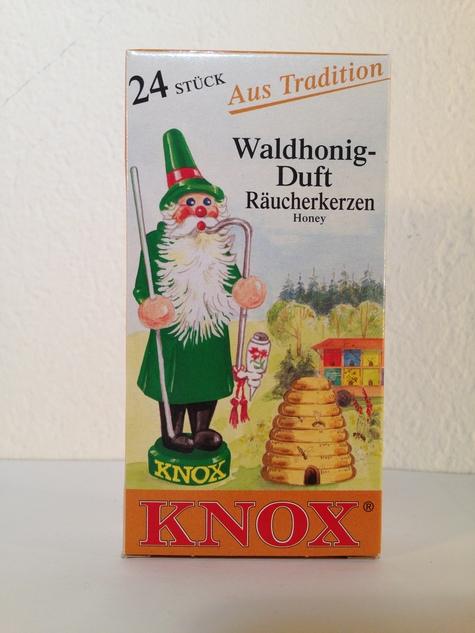 IncenseKnox-Waldhonig-Duft