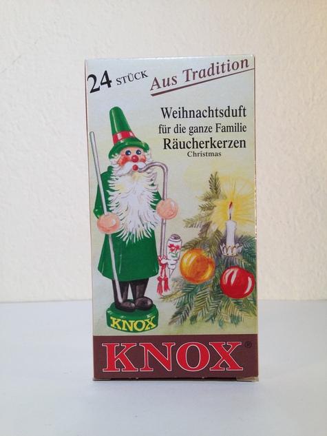 IncenseKnox-Weihnachtsduft