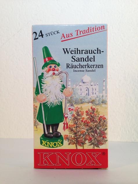 IncenseKnox-WeihrauchSandel